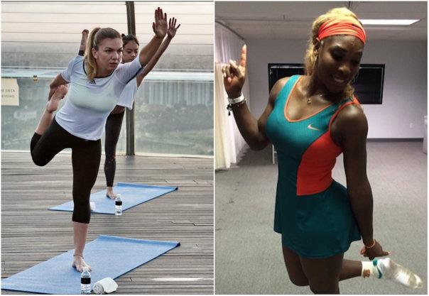 Imaginea articolului Cele mai bizare superstiţii ale jucătorilor de tenis   Introvertiţii Halep şi Nishikori au obiceiuri asemănătoare, Serena nu îşi schimbă şosetele, iar Nadal face 8 ritualuri într-un meci