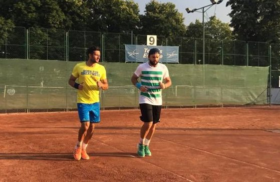 Imaginea articolului Jucătorul de tenis Adrian Barbu, partenerul de dublu al lui Florin Mergea, suspendat pentru dopaj. Ce substanţe interzise i-au fost găsite în corp