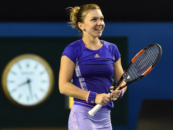 Imaginea articolului Simona Halep încheie anul pe primul loc, după ce Karolina Pliskova a fost eliminată în semifinale la Turneul Campioanelor