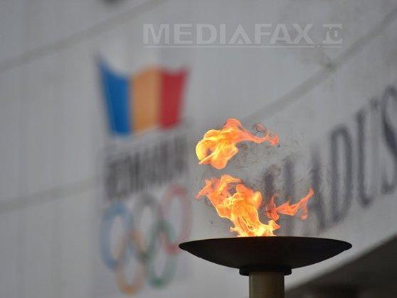 Imaginea articolului Flacăra Olimpică pentru Jocurile de Iarnă din 2018 a fost preluată de către organizatori