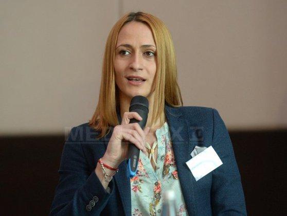 Imaginea articolului Camelia Potec a obţinut un nou mandat în fruntea nataţiei româneşti