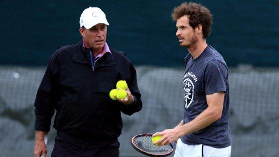 Imaginea articolului Andy Murray a renunţat la colaborarea cu antrenorul Ivan Lendl