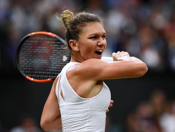 Imaginea articolului Simona Halep, cea mai bună jucătoare a lumii, creditată abia cu a cincea şansă la câştigarea Australian Open