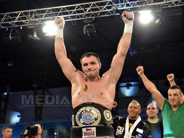 Imaginea articolului Cristian Ciocan, învins de Alexander Povetkin într-un meci eliminatoriu pentru titlul mondial WBO
