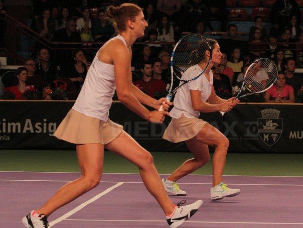 Imaginea articolului Australian Open | Perechea Begu - Niculescu s-a calificat în optimi/ Raluca Olaru, eliminată în turul secund