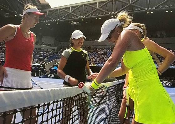 Imaginea articolului Australian Open 2018 | Echipa Begu/Niculescu s-a calificat în sferturile probei de dublu / Cîrstea şi Maia, învinse dramatic de Safarova/Strycova