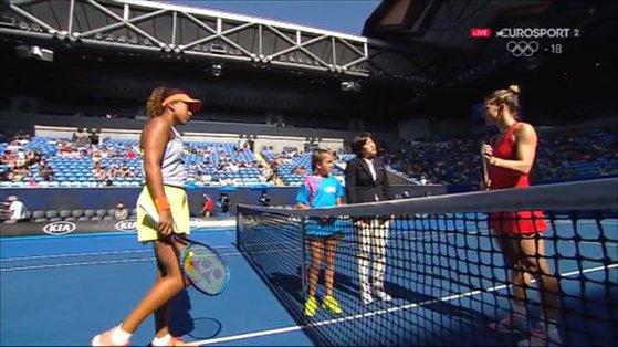 Imaginea articolului Australian Open 2018 | A început partida dintre Simona Halep şi Naomi Osaka | LIVETEXT