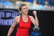 REACŢIA Simonei Halep, după ce s-a calificat la Australian Open/ Ce spune despre CONFRUNTAREA din semifinale cu fostul LIDER mondial, Angelique Kerber