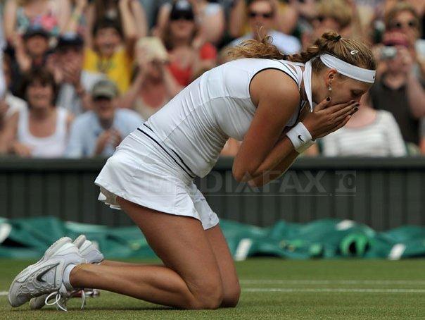 Imaginea articolului Petra Kvitova a învins-o pe Garbine Muguruza şi a CÂŞTIGAT turneul de la Doha