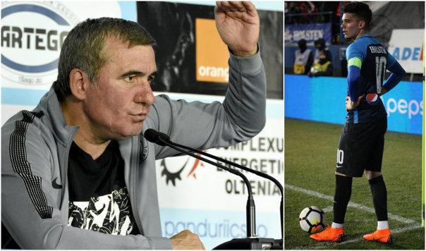 Imaginea articolului Jos pălăria, Gică Hagi! Jos pălăria, Ianis! Matei Udrea (Pro Sport) scrie despre momentul zero din fotbalul românesc