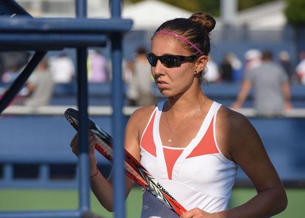 Imaginea articolului Mihaela Buzărnescu, eliminată în optimile de finală ale turneului WTA de la Budapesta