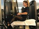 Imaginea articolului Motivată să revină la forma care a consacrat-o. Simona Halep se antrenează puternic la sala de forţă
