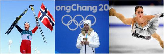 Imaginea articolului FINAL al Jocurilor Olimpice de iarnă. Cine este vedeta numărul 1 de la PyeongChang? Trei fete candidează pentru această titulatură neoficială