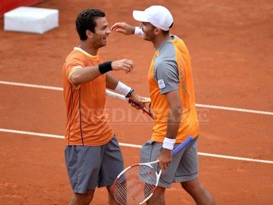 Imaginea articolului Perechea Tecău şi Rojer a câştigat primul turneu de dublu din acest an. Cei doi tenismeni au ajuns la 17 trofee cucerite împreună
