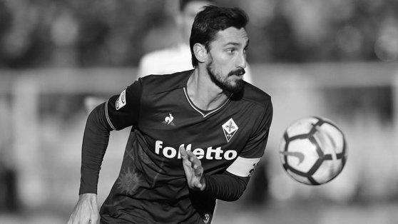 Imaginea articolului TRAGEDIE în fotbal. Davide Astori, căpitanul Fiorentinei, găsit mort în camera sa de hotel. Fotbalistul avea 31 de ani