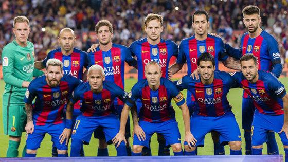 Imaginea articolului FC Barcelona a învins Atletico Madrid, scor 1-0, şi s-a distanţat la opt puncte în fruntea La Liga