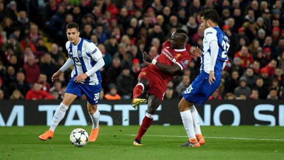 Imaginea articolului Liverpool a remizat cu FC Porto, scor 0-0, dar s-a calificat în sferturile Ligii Campionilor