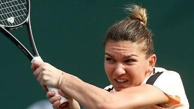 Imaginea articolului Simona Halep o înfruntă ACUM pe Naomi Osaka în semifinale la Indian Wells. S-a aflat prima finalistă, după un meci de trei ore