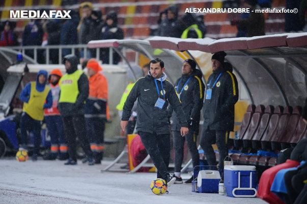 Imaginea articolului Remiză între CFR Cluj şi FCSB, scor 1-1, în etapa a doua din play-off-ul Ligii 1