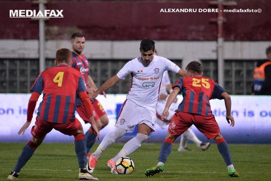 Imaginea articolului Stadionul pe care se va juca Steaua - Academia Rapid a fost nominalizat. Reacţia clubului militar