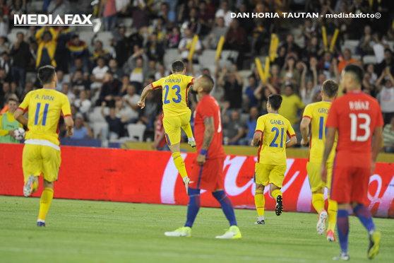 Imaginea articolului Israel - România, scor 1-2, într-un meci de pregătire disputat la Netanya