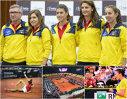Imaginea articolului Fed Cup 2018 România - Elveţia. Meciul Halep - Golubic se joacă ACUM. Elveţianca a căzut, dar liderul mondial are probleme la începutul setului doi! LIVE BLOG PROSPORT
