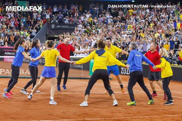 Imaginea articolului Fed Cup 2018. Simona Halep duce România în Grupa Mondială, elita tenisului feminin. Declaraţia liderului mondial, după victorie: Au fost două zile grele, din punct de vedere emoţional