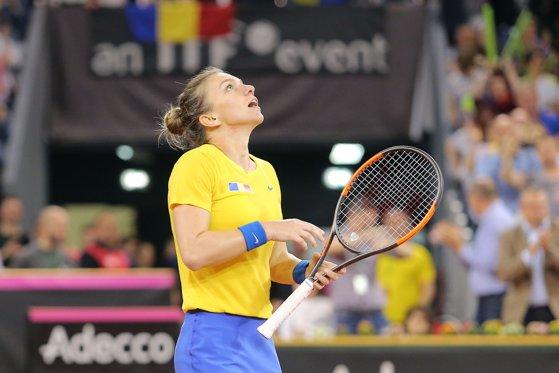 """Imaginea articolului Simona Halep susţine o schimbare istorică în tenis: """"Cred că ar fi mult mai bine şi chiar îmi doresc acest lucru!"""""""