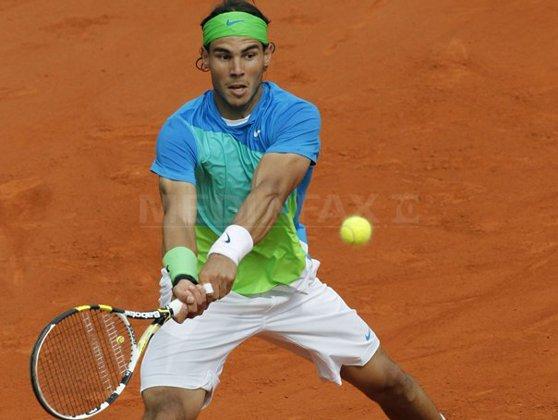 Imaginea articolului Rafael Nadal: Îmi place foarte mult Ilie Năstase. Apreciez tenisul din perioada românului