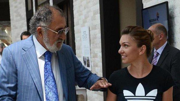 Imaginea articolului Culisele unui contract: Dumitru Hărădău povesteşte cum a semnat Simona Halep cu Nike