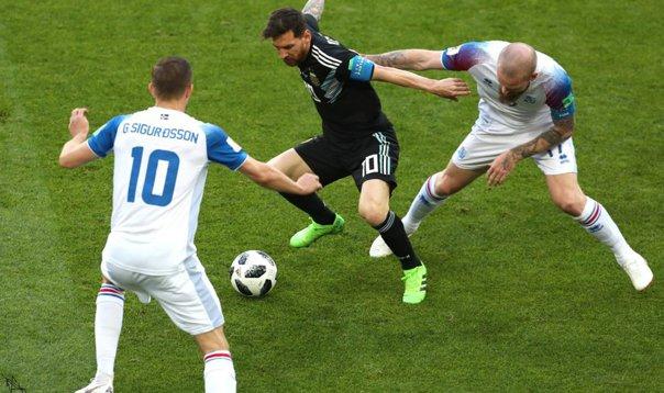 Imaginea articolului CM 2018 Primul şoc din Rusia: Argentina - Islanda 1-1. Messi a ratat un penalty şi e ironizat din plin pe internet