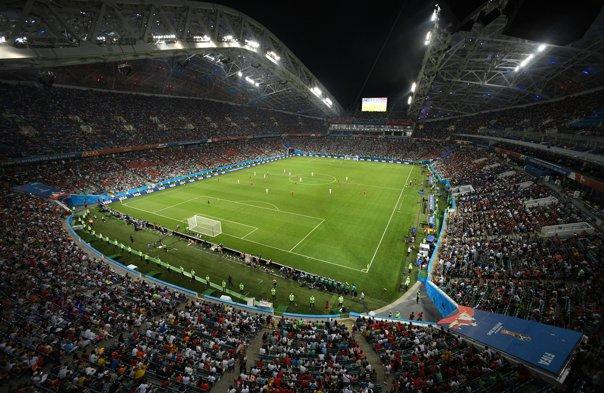 Imaginea articolului Germania - Mexic 0-1. Campioana mondială a debutat cu o înfrângere la turneul final