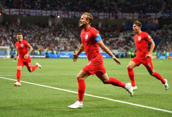 Imaginea articolului CM 2018 | Anglia a câştigat în prelungiri meciul cu Tunisia, graţie lui Harry Kane