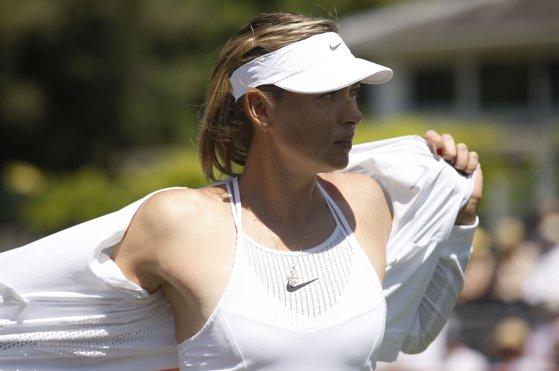 Imaginea articolului Maria Şarapova, ELIMINATĂ de la Wimbledon după un maraton de peste trei ore / Reacţia rusoaicei