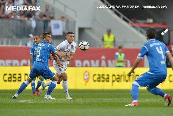 Imaginea articolului CFR Cluj - Malmo 0-1. Campioana României a jucat modest la revenirea în cupele europene
