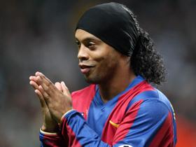 Imaginea articolului Vila lui Ronaldinho a fost prădată