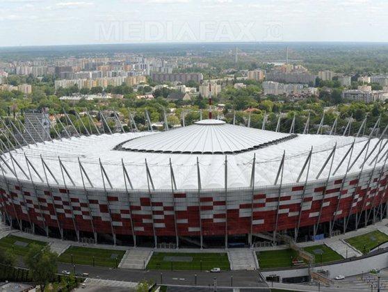 Imaginea articolului EURO 2012: Stadioanele pe care se vor juca meciurile - GALERIE FOTO