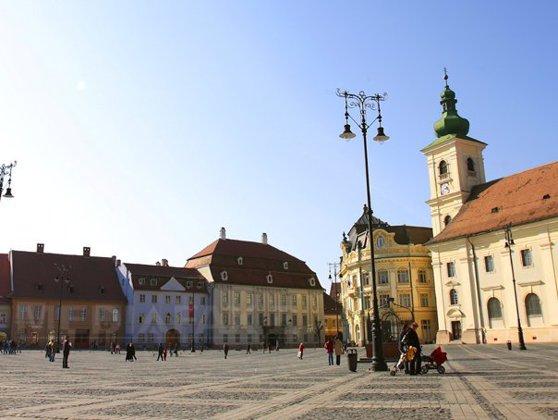 Imaginea articolului Oraşul Sibiu, inclus într-un top al celor mai fermecătoare oraşe din Europa
