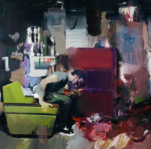 """Imaginea articolului Record pentru artistul Adrian Ghenie: Tabloul """"The Fake Rothko"""", vândut cu 1,77 mil. euro la Londra"""