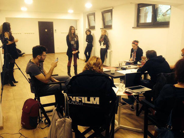 Absolventii cursurilor de la TV & Film Academy by Ruxandra Ion, distribuiti �n proiecte de anvergura