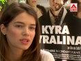 INTERVIU: Iulia Cîrstea, de la Vogue la Chiralina:Trebuie să fii serios. Sunt fete ce se pierd pe drum - VIDEO