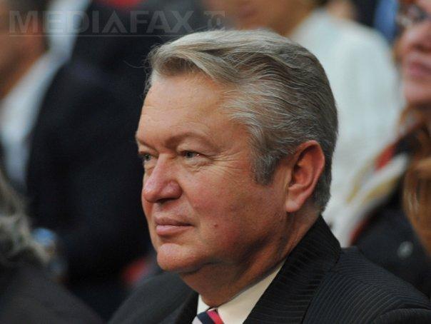 Oprita: Gheorghe Turda ram�ne internat pentru investigatii, starea lui este buna