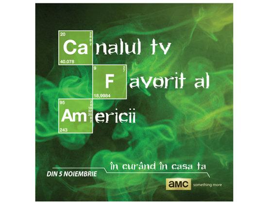 Imaginea articolului Televiziunea americană AMC va fi lansată în România pe 5 noiembrie