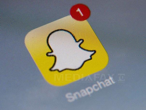 Snapchat, reteaua care �si autodistruge mesajele, �ncepe sa transmita publicitate