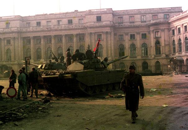 Documente si povesti despre revolutia din decembrie 1989, colectate �n biblioteca digitala a Europei