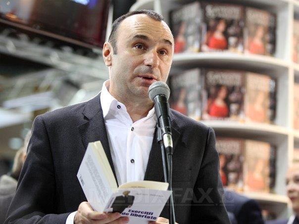 Marius Tucă a anunţat că a decis să demisioneze de la conducerea ziarului Jurnalul Naţional
