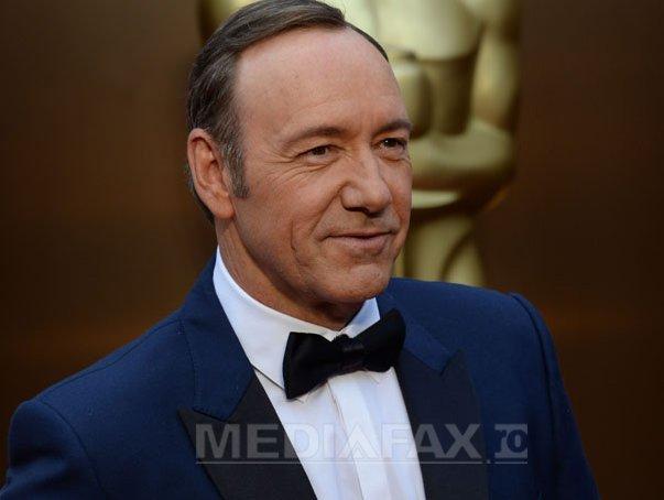 Kevin Spacey va primi un premiu pentru contribuţia adusă teatrului britanic, la gala Olivier Awards