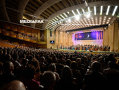 Imaginea articolului Festivalul George Enescu a început: Printre invitaţi, preşedintele Klaus Iohannis şi soţia sa - FOTO