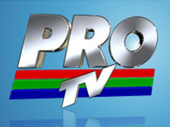 """Imaginea articolului Pro TV îşi schimbă """"look-ul"""": Noua siglă va fi alb-negru şi semitransparentă"""
