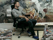 Record INCREDIBIL! Uite cum arată tabloul unui român, vândut cu 4 MILIOANE EURO!